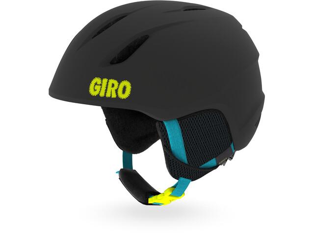 Giro Launch Kypärä Lapset, matte black sweet tooth